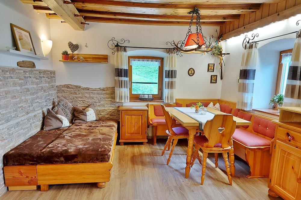 Ferienwohnung Untersberg, 2-3 Personen